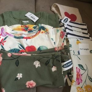 Girls Old Navy Outfits and Pants